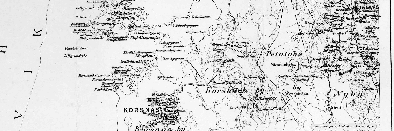 Jan Strangin karttatieto
