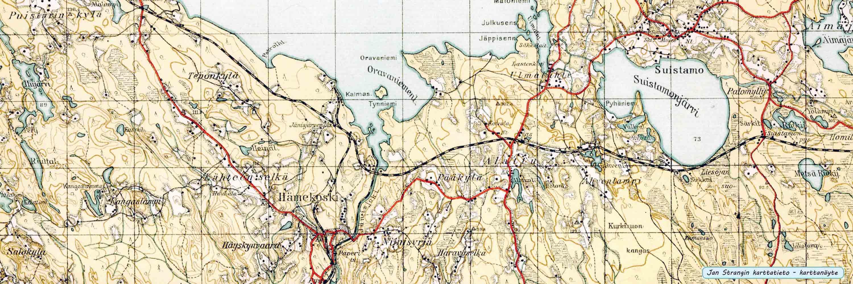 Karttan�yte